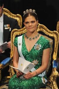 Prinses Victoria Nobel 2012