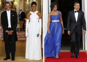 Obamas white tie function